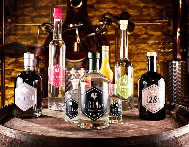Destillate & Mehr
