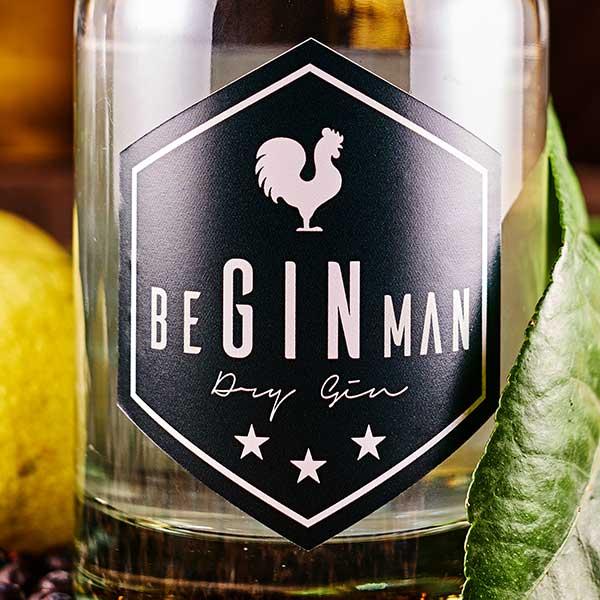 BEGINMAN - Das Original
